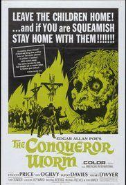 The Conqueror Worm Poster