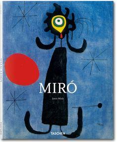 Joan Miró. TASCHEN Books (Basic Art Series, TASCHEN 25 Edition)