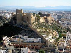 La Alcazaba de Almería, testigo del Mediterráneo