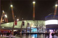 Outside London O2 Arena for Rihanna (The Loud Tour) – Concert at O2 Arena - London, UK, Great Britain