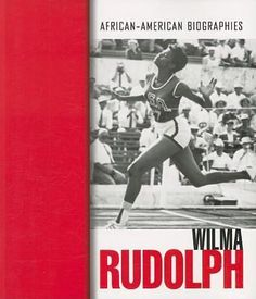 Cover image for Wilma Rudolph