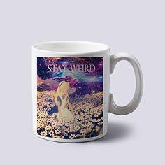 Alice in Wonderland Stay Weird Galaxy Mug Cup Two Sides 11 Oz Ceramics Mug http://www.amazon.com/dp/B00X3EH0QM/ref=cm_sw_r_pi_dp_WNVuvb1CN0A6Q