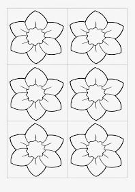 Customize these flowers anyway you can with free printable templates. Easter Crafts, Felt Crafts, Diy And Crafts, Crafts For Kids, Paper Flower Art, Flower Crafts, Paper Flowers, Applique Patterns, Flower Patterns