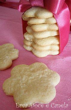 Erva Doce e Canela: Bolachas de Manteiga Alemãs