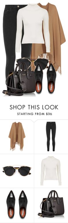 """Acne x Yves Saint Laurent"" by muddychip-797 ❤ liked on Polyvore featuring Acne Studios, Christian Dior, Topshop, Yves Saint Laurent, women's clothing, women's fashion, women, female, woman and misses"