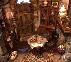 Image result for tumnus cave decor