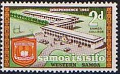 Samoa 1962 Independence SG 240 Fine Mint SG 240 Scott 224 Other British Commonwealth Stamps Here