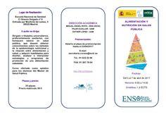 Curso de Alimentación y Nutrición en Salud Pública