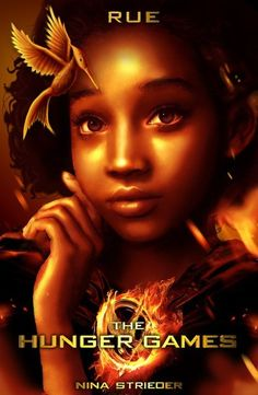 Rue is my favorite by far because she was the most clever person in the arena. She was the best ally you could hope for. She didn't deserve to die.