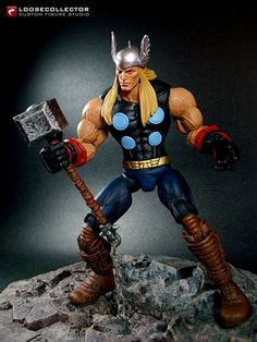 toycutter: Thor action figure