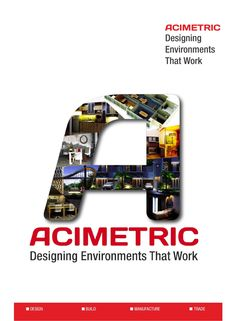 Acimetric - Interior Design and Furniture Co. Company Profile  by TWINKLWIZ via slideshare