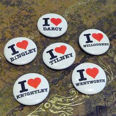 What this set of badges tells me is that people are DRASTICALLY underrating Mansfield Park.