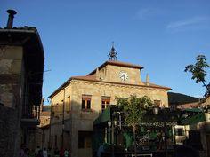 Plaza del pueblo (Neila)  #Pinares  #CastillayLeon #Spain