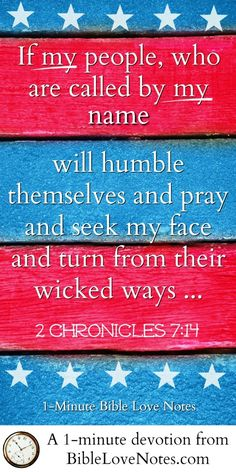 If MY People - Let's quit complaining about our country and start praying