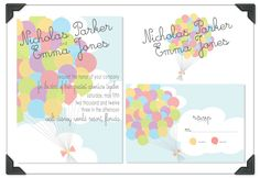 UP Inspired Invitations - The DIS Discussion Forums - DISboards.com