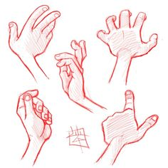 Hands 2 by *LuigiL on deviantART by mayra Character Design Cartoon, Character Design Animation, Character Design References, Character Drawing, Character Sketches, Cartoon Drawings, Drawing Sketches, Art Drawings, Drawing Faces