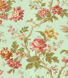 Fabric : Floral