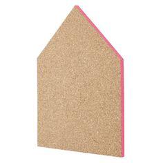 Bureau: Pin board large, neon pink