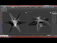 3d Tutorial | Trefoil Star Pendant | 3dsmax #3d #3dsmax #max #polygon #model #tutorial #help #howto #cg #3dprint #geometry