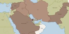 Timelines And Maps To Help You Understand The Sunni-Shiite Divide