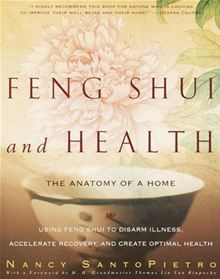 A groundbreaking paperback original offers advice, charts, and checklists for fostering wellness through home furnishing placement and design... Feng Shui and Health by Nancy  Santo Pietro. Buy this eBook on #Kobo: http://www.kobobooks.com/ebook/Feng-Shui-and-Health/book-_iBqGxyQGk6ftKldkIlinA/page1.html