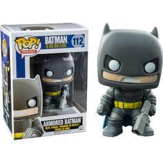 Armored Batman The Dark Knight Returns Pop! Heroes Funko POP! Vinyl