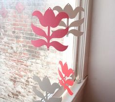 I love this flower pattern, and I've already used it to decorate.