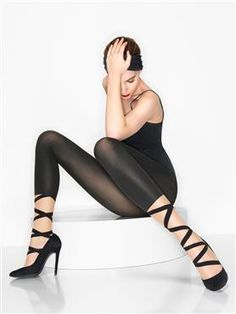 Wolford!! Ballet tights! New for spring! Available NOW at Nordstrom Ross Park Mall!
