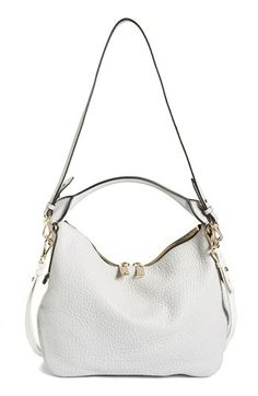 The soft and the slouchy: Burberry 'Ledbury - Small' Hobo available at #Nordstrom