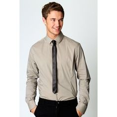 Smart Shirt and Tie. Sale $20.00