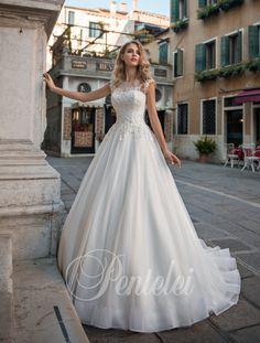 Suknia ślubna Pentelei 2235