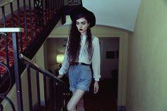 More looks by Violet Ell: http://lb.nu/user/79093-Violet-E  #grunge