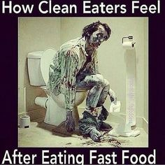soo true! Exactly how I feel when I eat chipotle...which is why I won't even touch the stuff anymore.