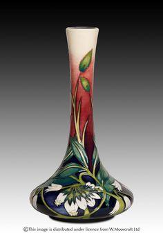 Nicola Slaney, Moorcroft pottery