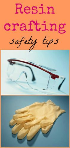 Resin Obsession blog: 11 safety tips when working with resin