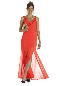 Just LOVE this as a bridesmaids' dress!!!!!  @Rachel Roberts  @Paula Osborne  Bright Red Convertible Dress | Mod Retro Vintage Dresses | ModCloth.com