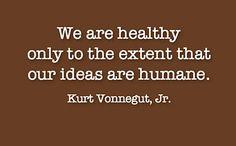 Kurt Vonnegut Kurt Vonnegut, Material World, Science Humor, Literature, Spirit, Wisdom, Let It Be, Writing, Words