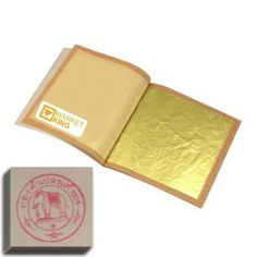 500 X Edible Gold Leaf Sheets Leaves 24 Karat Sss-size X Genuine Authentic for Foods, Cakes & Chocolates, Decoration, Health & Beauty, Home Cheap Craft Supplies, Wholesale Craft Supplies, Craft Supplies Online, Arts And Crafts Supplies, Edible Gold Leaf Sheets, Oil Painting Supplies, Chocolate Decorations, No Cook Meals, Food Art