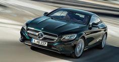 Le mostramos el flamante Clase S Coupe de Mercedes-Benz
