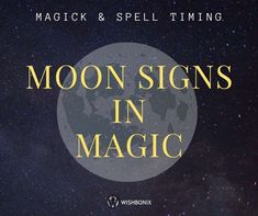 An important starting point for determining a magically favorable day for your spell-work is the zodiac sign in which the moon is at different times. Time your spells according to the Moon Signs. Moon Sign Astrology, Ascendant Sign, Jupiter Astrology, Astrology Numerology, Moon Spells, Magick Spells, Witchcraft, Wiccan, 12 Chinese Zodiac Signs