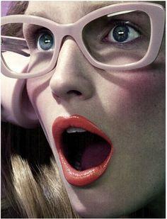 Pink eyewear | Eyewear | Faseeon.com