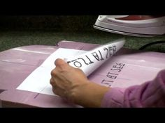 Learn how to create Halloween grave markers with epitaphs that look carved in stone.     In Parts 2 and 3, we'll show you how to distress and paint them to look spooky and aged.