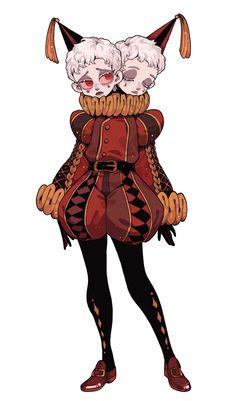 (Bnha x Reader) ᴅᴇᴀᴛʜ; ᴛʜᴇ ᴇɴᴅ ᴏꜰ ᴛʜᴇ ʟɪꜰᴇ ᴏꜰ ᴀ ᴘᴇʀꜱᴏɴ ᴏʀ ᴏʀɢᴀɴɪꜱᴍ You were a pretty normal girl with a happy life and family. Only one thing. You could see dead people.𝘼𝙣𝙙 𝙄'𝙫𝙚 𝙜𝙤𝙩 𝙛𝙧𝙞𝙚𝙣𝙙𝙨 𝙛𝙧𝙤𝙢 𝙩𝙝𝙚 𝙤𝙩𝙝𝙚𝙧 𝙨𝙞𝙙𝙚. Fantasy Kunst, Fantasy Art, Art And Illustration, Character Illustration, Pierrot Clown, Arte Fashion, Cartoon Kunst, Arte Obscura, Creepy Art