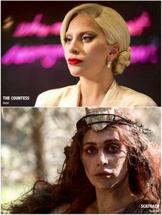 Lady Gaga's Best to Worst to date: 1. The Countess, 2. Scathach