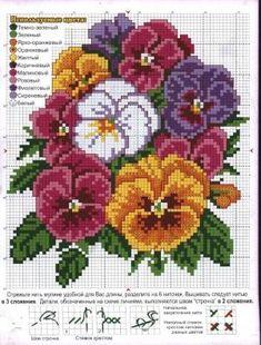 cross-stitch by tommie