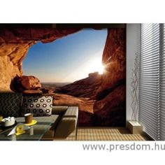 Canyon Grand Canion, Merida, Transformers, Dutch, Urban, Wallpaper, Design, Room, Moldings