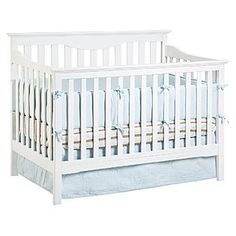 Delta Childrens -Harlow 4-in-1 Crib White $140.00 at K-Mart
