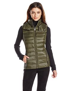 Ropa para Mujeres: BCBGeneration Women's Packable Vest, Army Green, X-Small ... https://www.amazon.com.mx/dp/B012U2B46Y/ref=fastviralvide-20