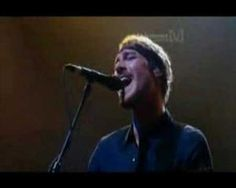 Silverchair - Tuna In The Brine (Live) - YouTube