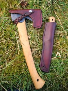How is your axe sheath? - Page 2